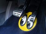 AUDI TT ペダル